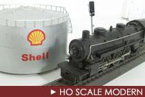 HO Scale Modern