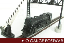 O Scale Postwar