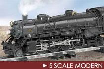 S Scale Modern