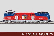 Z Scale Modern