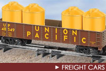 S Scale Freight Cars
