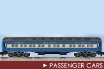 S Scale Passenger Cars