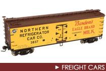 Atlas Freight Cars