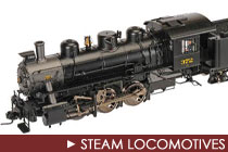 Atlas Steam Locomotives