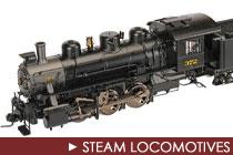 Atlas Steam Locomotives