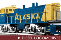 K-Line Diesel Locomotives