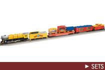 K-Line Train Sets