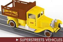 O Scale SuperStreets Vehicles