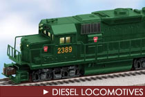 Lionel Diesel Locomotives