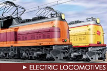 Lionel Electric Locomotives
