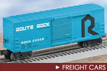 O Scale Freight Cars