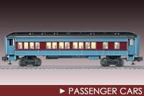 Lionel Passenger Cars