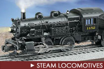 Lionel Steam Locomotives