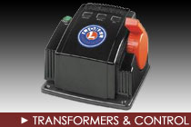 O Scale Transformers &amp; Control