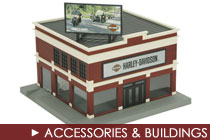 MTH Accessories and Buildings