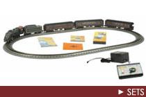 MTH Train Sets