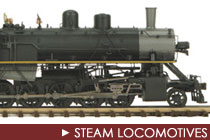 MTH Steam Locomotives