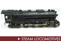 Postwar Era Steam Locomotives