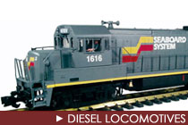 G Scale Diesel Locomotives