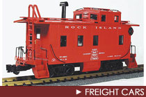 G Scale Freight Cars