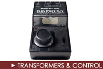 G Scale Transformers and Control