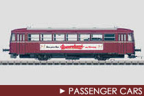 HO Scale Passenger Cars