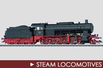 HO Scale Steam Locomotives