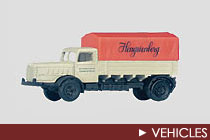 Z Scale Vehicles